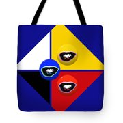 Primary Formation Tote Bag