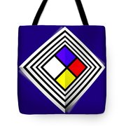 Primary Object Tote Bag