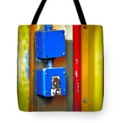 Primary Parts Tote Bag