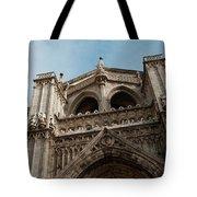 Primate Cathedral  Tote Bag