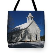 Primitive Methodist Church Tote Bag