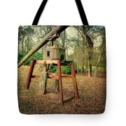 Primitive Sugar Cane Mill Tote Bag by Tamyra Ayles