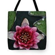 Primo Waterlily Tote Bag