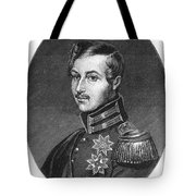Prince Albert (1819-1861) Tote Bag