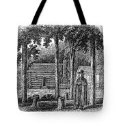 Prince Demetrius Augustine Gallitzin (1770-1840) Tote Bag