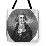 Prince Lobkowitz (1772-1816) Tote Bag