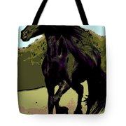 Prince Of Equus Tote Bag