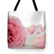 Princess Petals Tote Bag