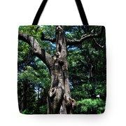 Princess Tree Tote Bag