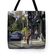 Princeton Afternoon - New Jersey Tote Bag