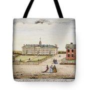 Princeton College, 1764 Tote Bag