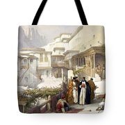 Principal Court Of The Convent Of St. Catherine Tote Bag