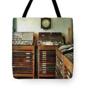 Print Shop Tote Bag