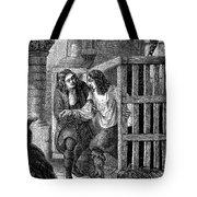 Prison: Cage, 17th Century Tote Bag