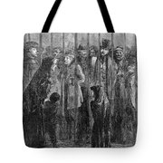 Prison: The Tombs, 1871 Tote Bag