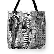 Prison: The Tombs Tote Bag by Granger