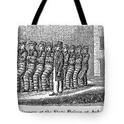 Prisoners, 1842 Tote Bag