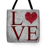 Pristine Love Tote Bag