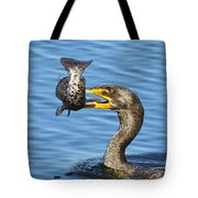 Prized Catch Tote Bag