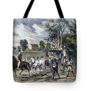 Pro-union South, 1862 Tote Bag