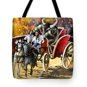 Proba Bull Cause Tote Bag