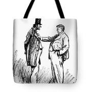 Prohibition Cartoon, 1928 Tote Bag