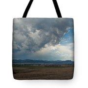 Promises Of Rain Tote Bag