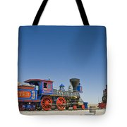 Promontory Point Tote Bag
