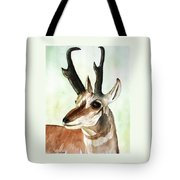 Pronghorn Magesty Tote Bag