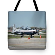 Propeller Plane Chicago Airplanes 10 Tote Bag