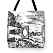 Properties Of Light, 1685 Tote Bag