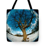 Prospect Park Tree Tote Bag