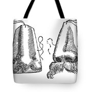 Prosthetic Noses, 1628 Tote Bag