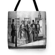 Prostitution, 1850 Tote Bag