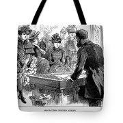 Prostitution, 1892 Tote Bag