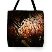 Protea Flower 10 Tote Bag