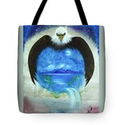 Protect Our Mother Tote Bag
