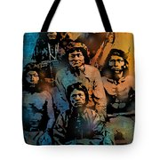 Proud Apache Scouts Tote Bag