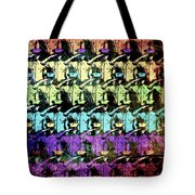 Proudly Marching Tote Bag