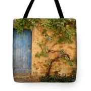 Provence Door 5 Tote Bag