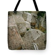 Provence Rooftops Tote Bag