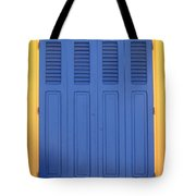 Provence Window Tote Bag