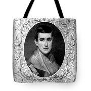 Prudence Crandall, American Educator Tote Bag
