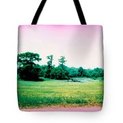 Psychedelic Slew Tote Bag