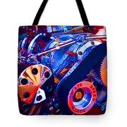 Psychodelic Supercharger-1 Tote Bag