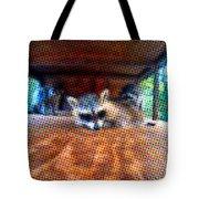 Psycodelic Furries Tote Bag