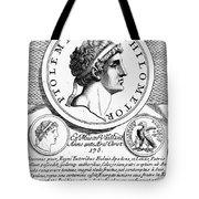 Ptolemy Vi (d. 145 B.c.) Tote Bag