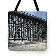 Pudding Creek Bridge Tote Bag