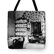 Puebla Mexico - Restaurant -  C 1908 Tote Bag