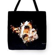Puff Fish Seashell Tote Bag